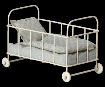 Cot bed, Micro - Blue