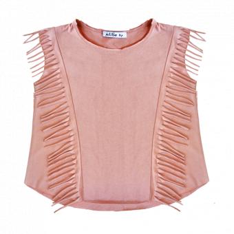 Kara Top Warm Pink