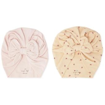 2 PACK Bambi Bonnet 2-pack Bloom/Lavender Mist