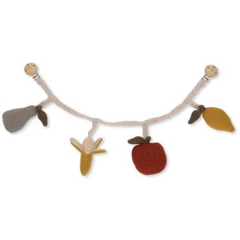 Barnvagnshänge Fruit Pram Chain