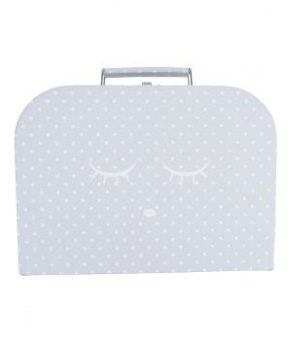Sleeping cutie trunk Grey