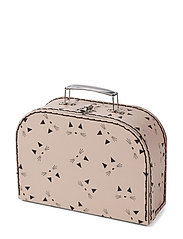 Poppin suitcase - set of 3 Cat rose