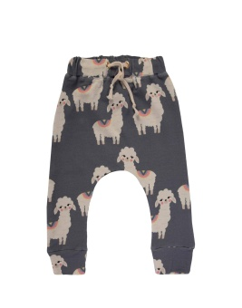 Lama Pants Grey