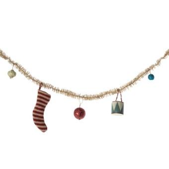 CHRISTMAS GARLAND small