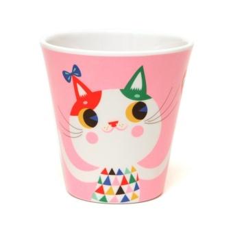 Melamine Cup, Cat