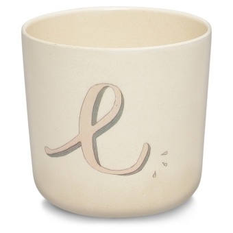 ALPHABET CUP e