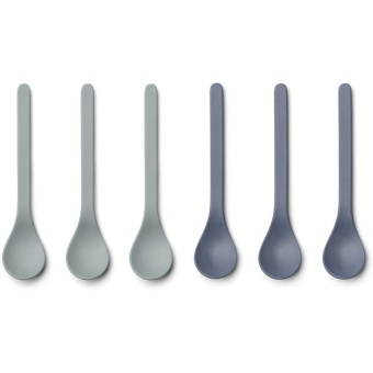 Etsu bamboo spoon - 6 pack