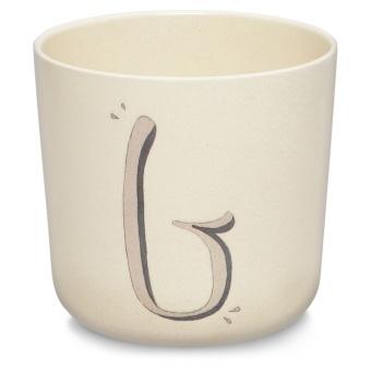 ALPHABET CUP b