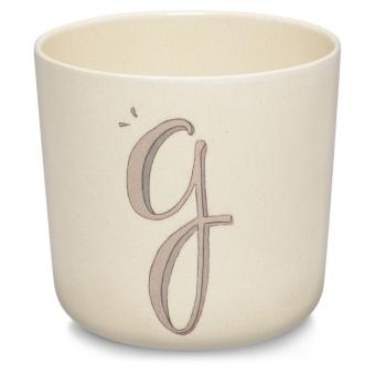 ALPHABET CUP g