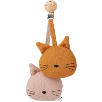 Rosa pram toy Cat rose