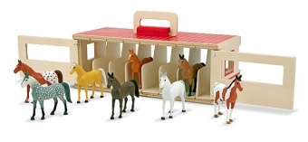 Show-Horse Stable