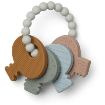 Kay key teether Multi mix