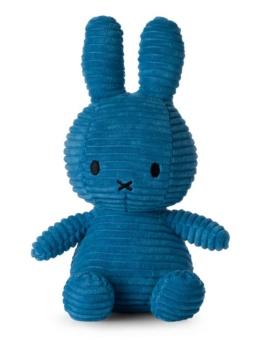 Miffy Corduroy Blue,  23 cm