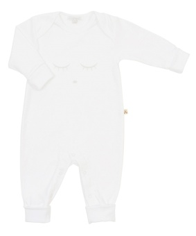 Sleeping cutie coverall Vit