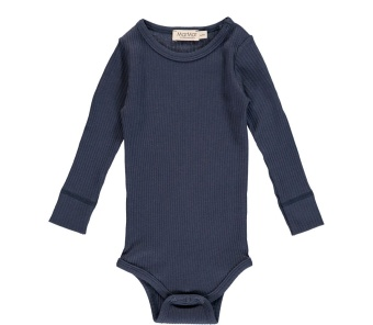 Plain Body Modal LS Blue