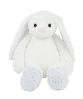 Bunny Marley White Medium