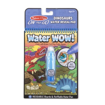 Water Wow! Måla med Vatten, Dinosaurie