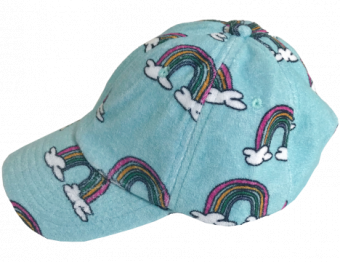 Terry Hat Rainbow