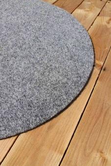 Palma konstgräs ljusgrå