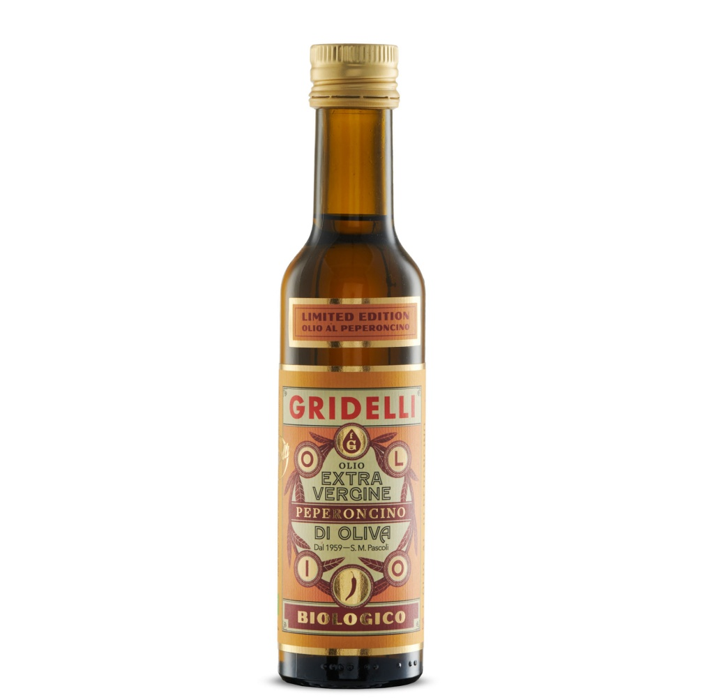 Gridelli Olivolja med Peperoncino