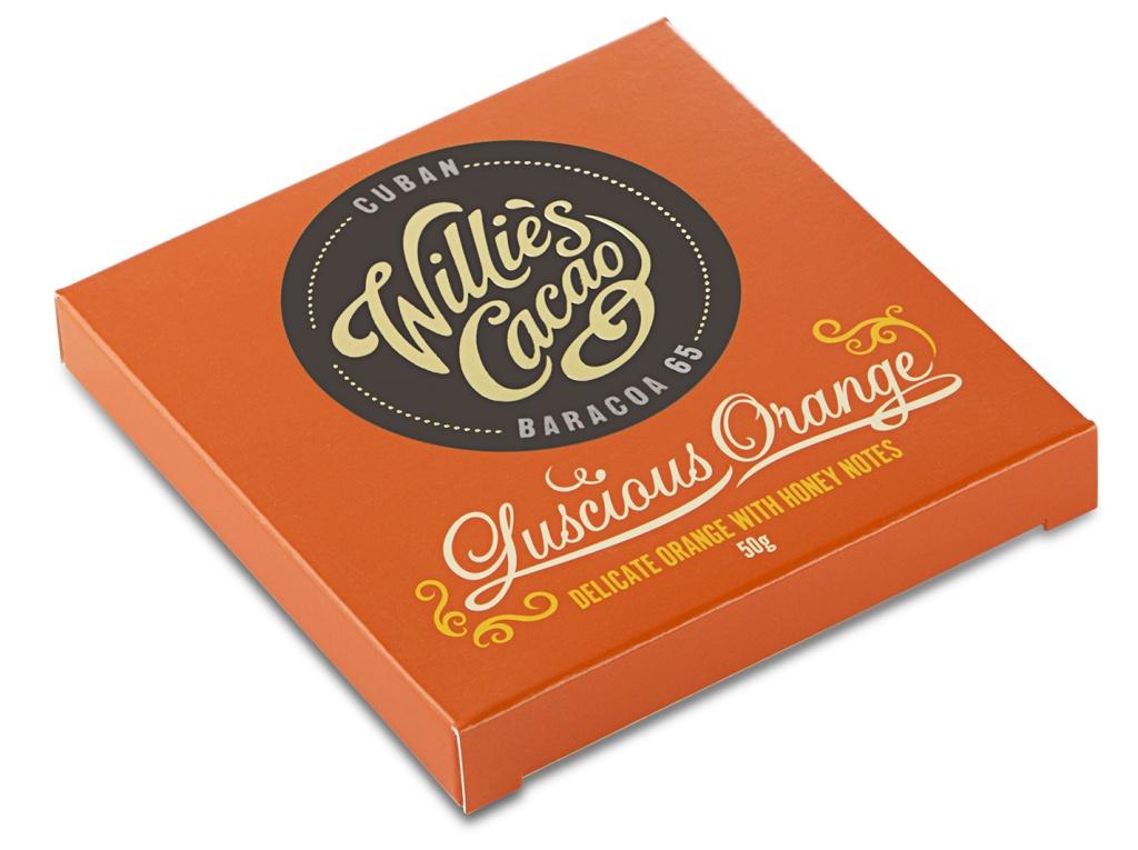 Willie´s Luscious Orange 65%