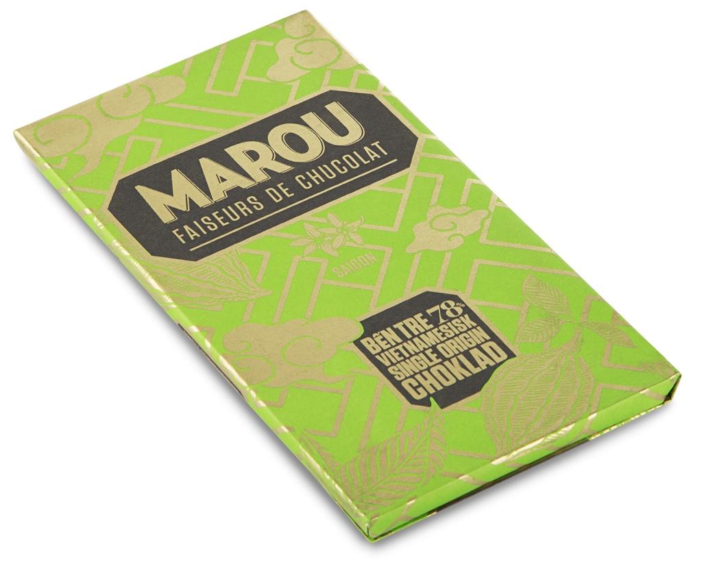 Marou Ben Tre 78%