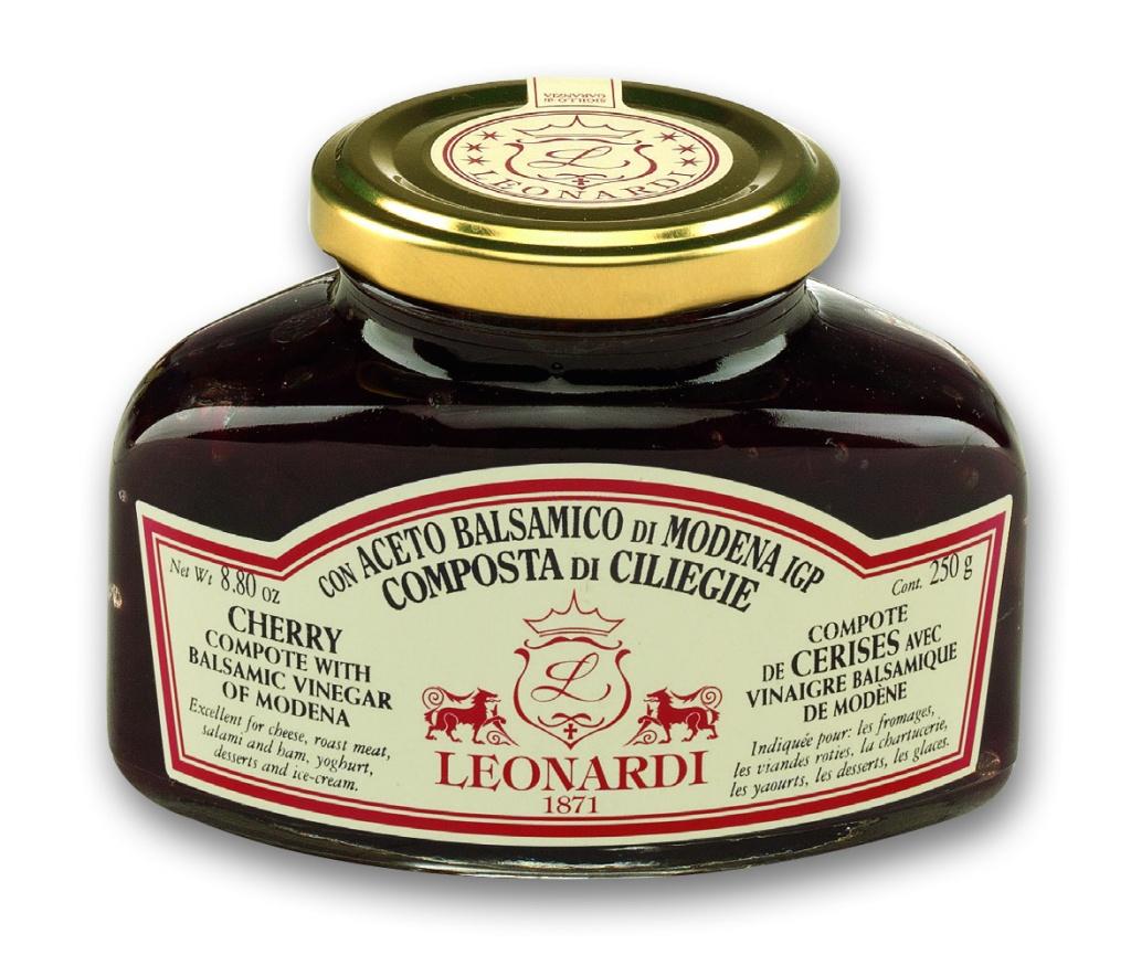 Leonardi Körsbärsmarmelad
