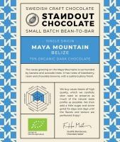 Standout Chocolate - Belize Maya Mountain 70%