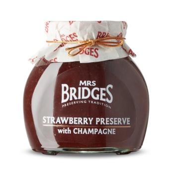 Mrs Bridges Jordgubb & champagne