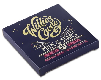 Willie´s Milk of stars 54%