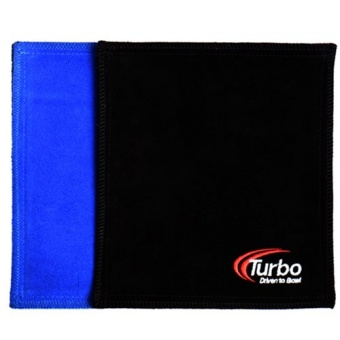 Turbo Dry Towel Black/Blue