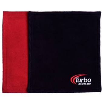 Turbo Dry Towel Black/Red
