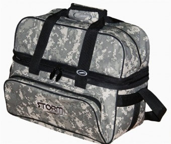 Storm 2-ball tote DLX Camoflage