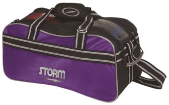 Storm 2-Ball Tote Blue