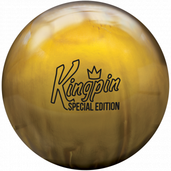 Brunswick King Pin Gold