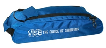 Vise 3-Ball Shoe Bag Blue