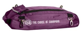 Vise 3-Ball Shoe Bag Purple