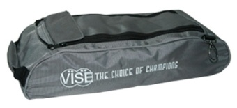 Vise 2-Ball Shoe Bag Grey