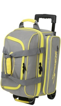 Storm Streamline 2-ball roller Grey/Yellow
