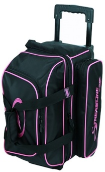 Storm Streamline 2-ball roller Black/Pink