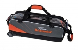 Team Brunswick Slim 3 Roller w/o Shoes Orange