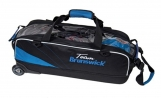 Team Brunswick Slim 3 Roller w/o Shoes Blue