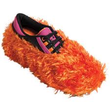 Fuzzy Shoe Cover