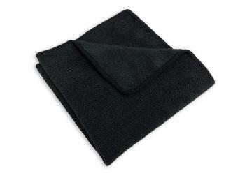 Handduk microfiber svart