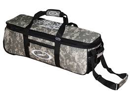 Tournament Bag 3-ball Camo