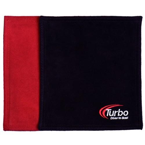 Turbo Dry Towel Black/Red
