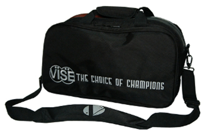 Vise 2-Ball Tote Plus Svart