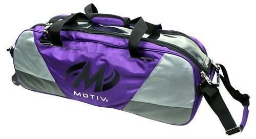 Ballistix Purple 3 ball roller slim
