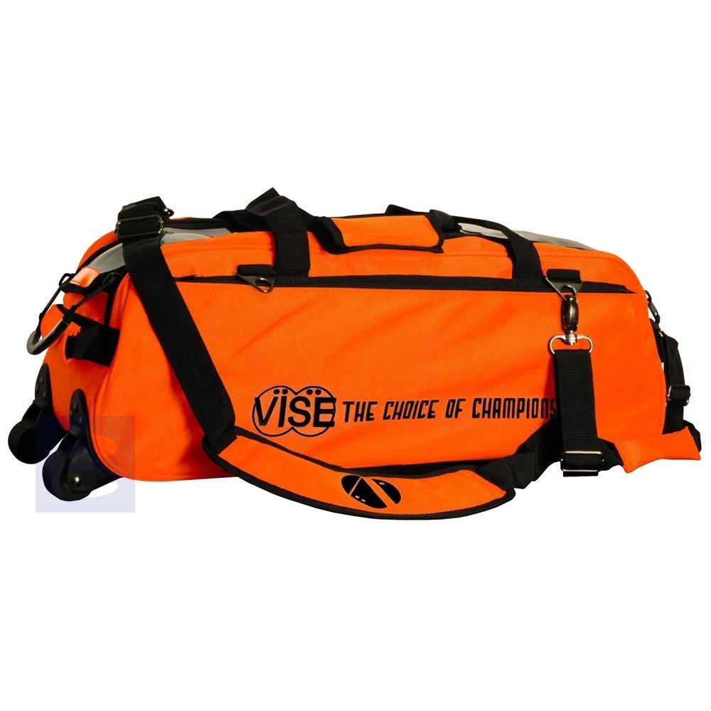 Vise 3-Ball Roller Orange