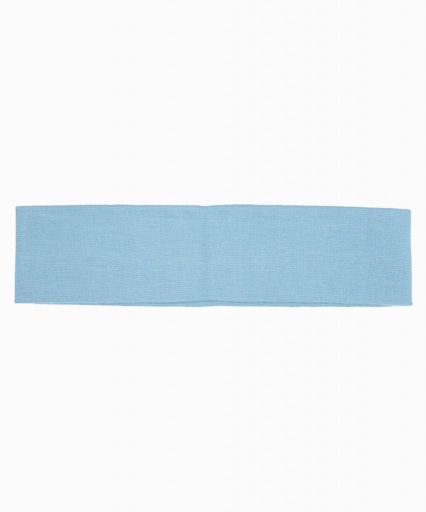 Hårband ljusblå
